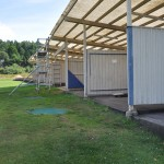 Golfklubbens gamla driving range