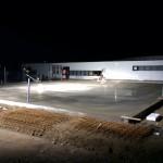 slipning av betongplatta